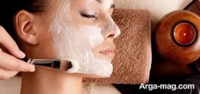 نرم شدن پوست با ماسک های مناسب صورت