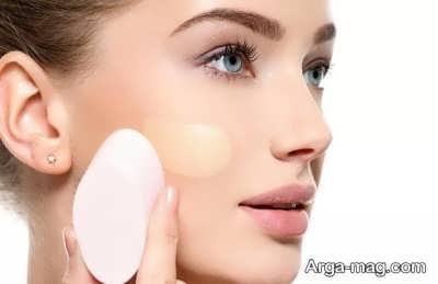 مصرف لوازم آرایشی مناسب برای سلامتی پوست