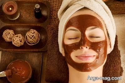 نرم شدن پوست با استفاده از تفاله قهوه