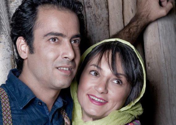 سحر ولد بیگی و نیما فلاح زوج هنرمند ایرانی