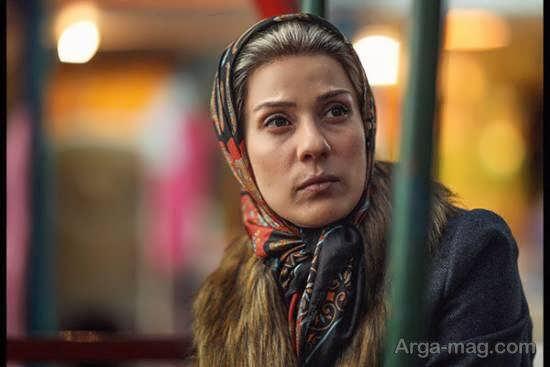 چهره ی سارا بهرامی در فیلم سینمایی«روشن»/عکس