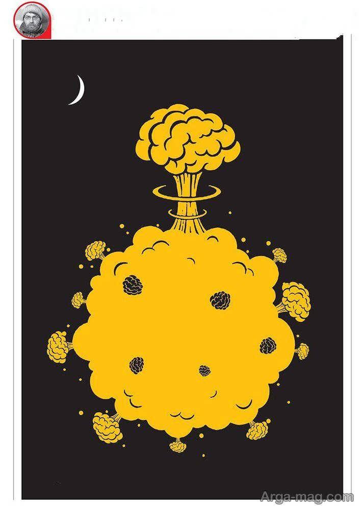 انفجار مهیب بمب کرونا و ترکش های ادامه دارش!