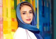 شبنم قلی خانی بازیگر خوش چهره و جذاب کشورمان
