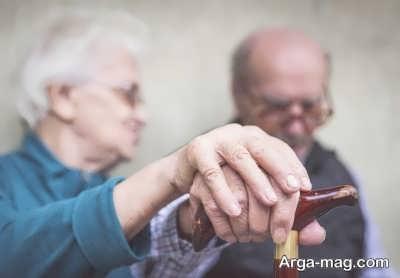 مشکلات بیماری آلزایمر
