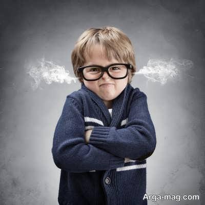 چگونگی مدیریت خشم در کودکان