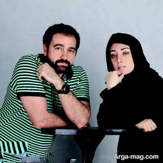 بیوگرافی آرش مجیدی + همسرش