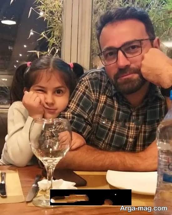 زندگینامه آرش مجیدی و همسرش