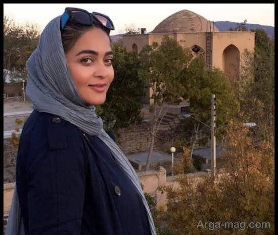 عارفه معماریان بازیگر نقش طاهره