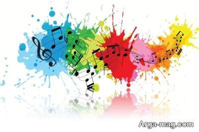متن زیبا درباره موسیقی