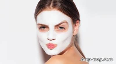 تهیه انواعی از ماسک ها برای پوست