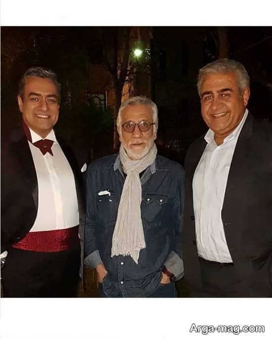 عکس و بیوگرافی سام نوری