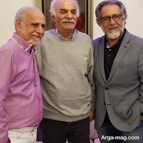 تاریخچه زندگی سیروس گرجستانی