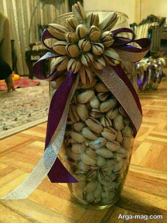 تزیینات شیک و جذاب عیدی عروس