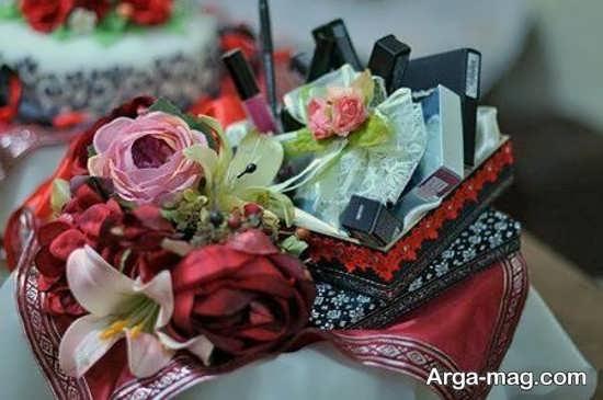 تزیینات شیک و جدید عیدی عروس