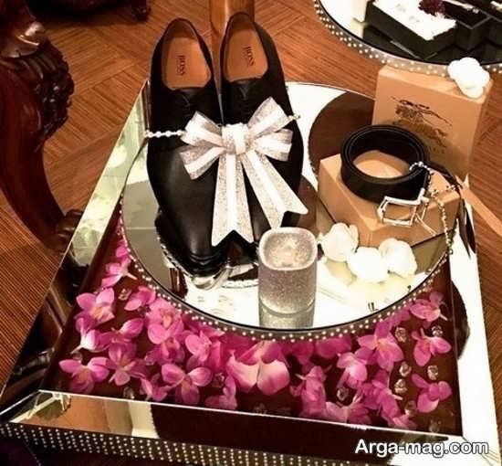 دیزاین جذاب عیدی عروس