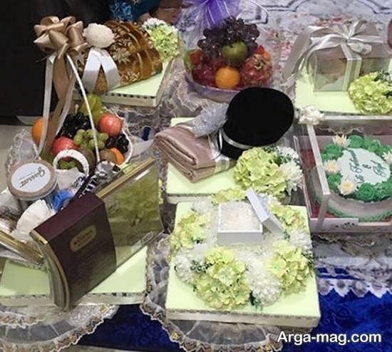 دیزاین شیک عیدی عروس