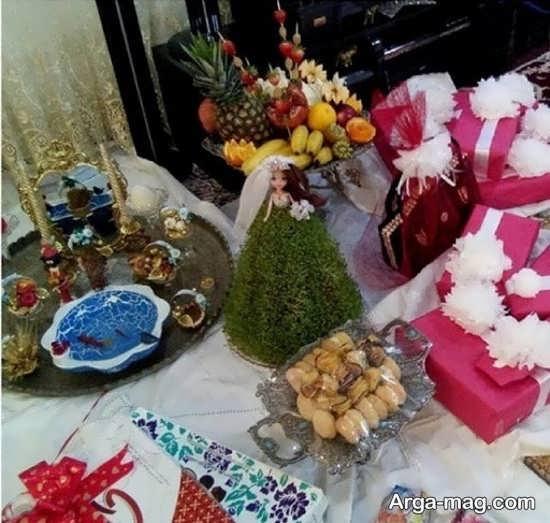 دیزاین جدید عیدی عروس