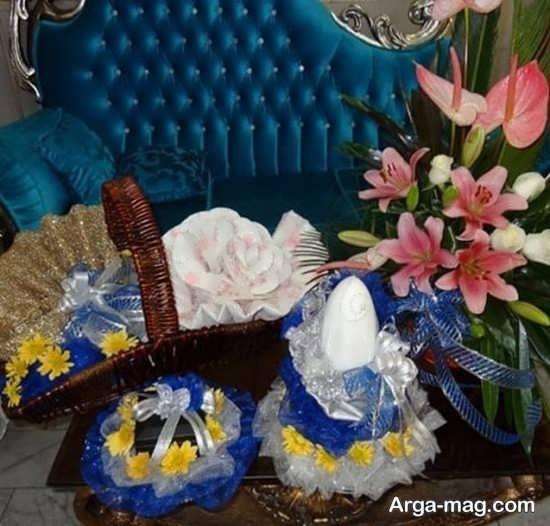 تزیینات عیدی برای عروس