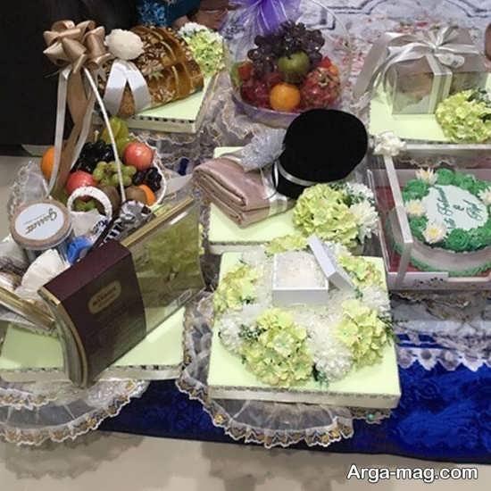 مدل تزیینات عیدی عروس