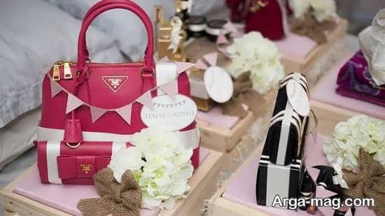 تزیینات مخصوص عیدی عروس