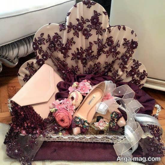 عکس تزیین عیدی عروس