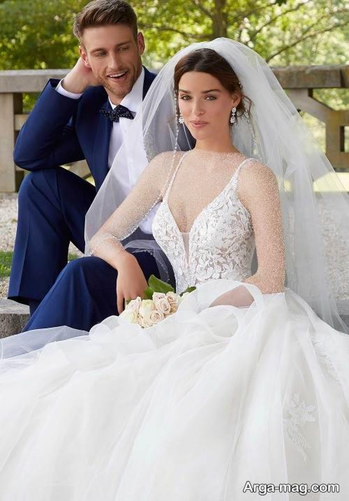 عروس زیبا و خاص در سال 2020