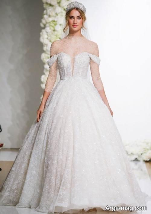 مدل عروس جذاب