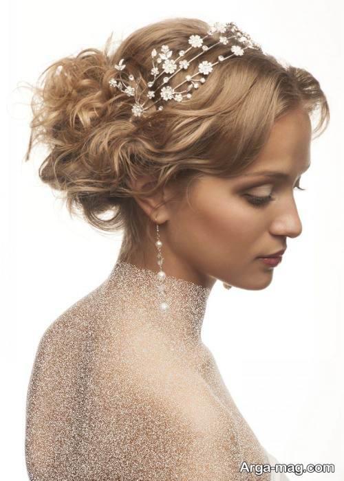 مدل مو و آرایش عروس در سال 2020
