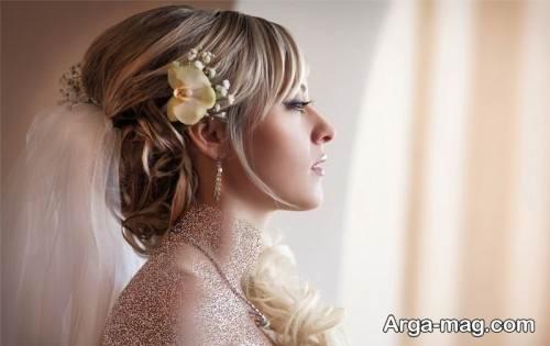 مدل موی عروس 2020