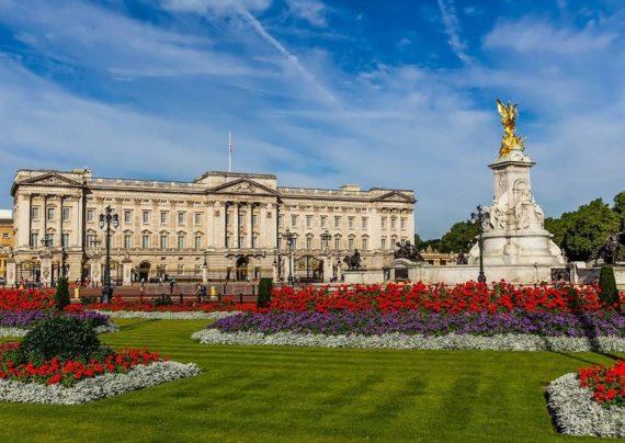 بررسی کاخ سلطنتی باکینگهام