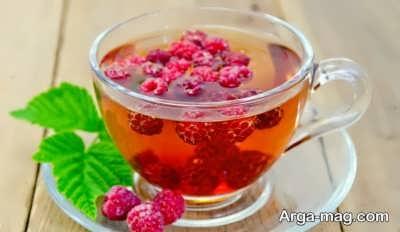 مصرف چای برگ تمشک در بارداری