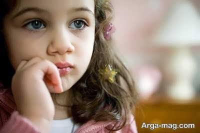 دلایل بروز اضطراب کودکان