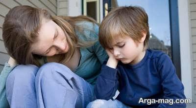نشانه های اضطراب در کودک