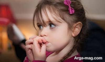 اضطراب و نگرانی در کودک