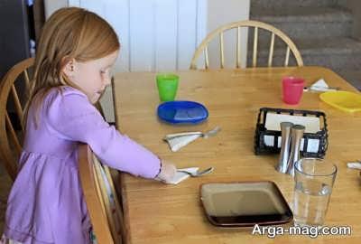 به کودک خود مستقل بودن را یاد بدهید