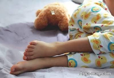 معرفی انواعی از بی اختیاری ادرار کودکان