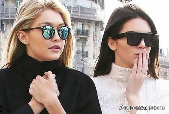 انتخاب مدل عینک افتابی