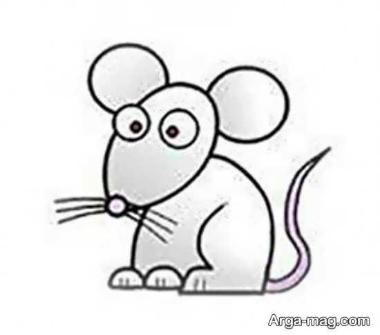 کشیدن موش