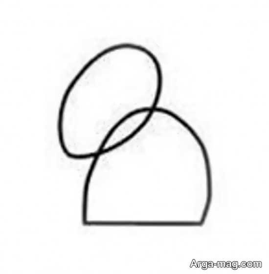 آموزش جالب نقاشی موش