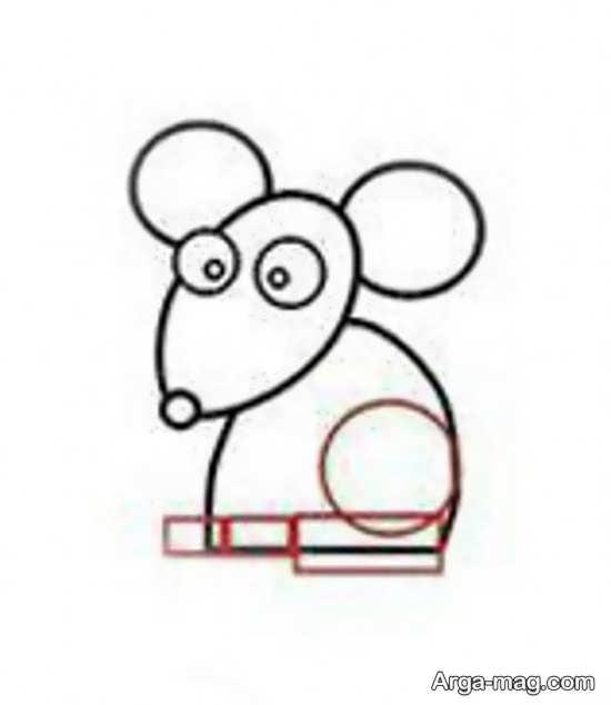 آموزش تصویری موش