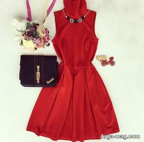 ست لباس مجلسی دخترانه
