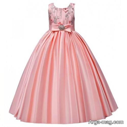 لباس دخترانه عروسکی