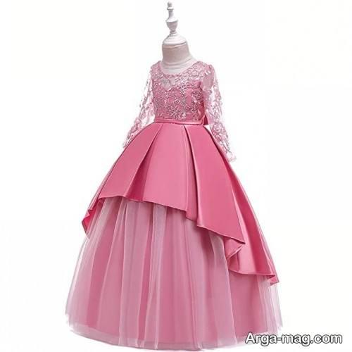 لباس مجلسی شیک دخترانه نوجوان