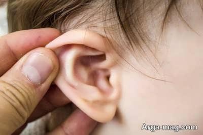 نشانه های عفونت گوش در کودکان