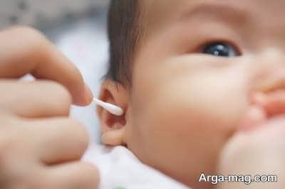 عفونت گوش در کودکان چگونه رخ می دهد