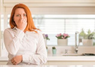 روش های از بین بردن بوی بد