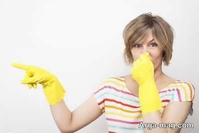 از بین بردن بوی بد چه روش هایی موجود است؟