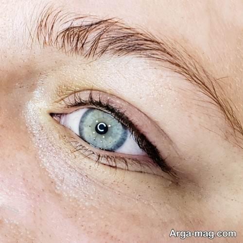 تاتوی خط چشم
