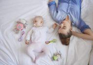 خواباندن سریع کودک با چند تکنیک ساده