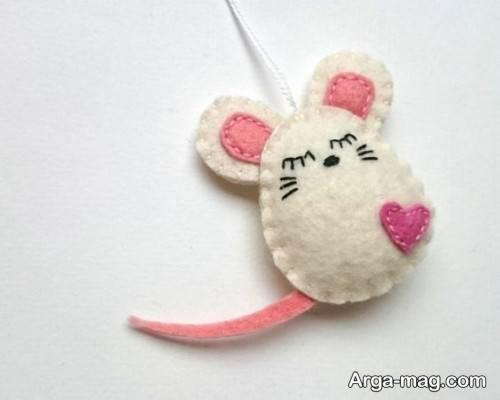 موش نمدی کوچک